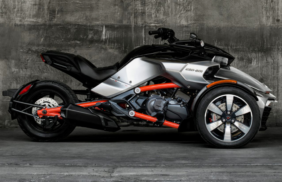 2015 new can am spyder f3 lirica. Black Bedroom Furniture Sets. Home Design Ideas